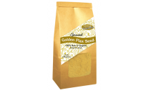 Raw Wild Sprouted Golden Flax Seed